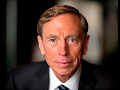 Conversation with General David Petraeus