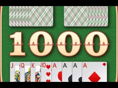 Игра Тысяча в Карты, Карточная игра Тысяча - правила как играть в Дэберц