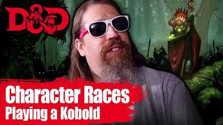 Playing a Kobold in D&D| What Does Your Race Say About You