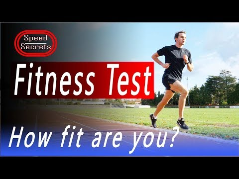 HOW TO TEST YOUR FITNESS! Better than a bleep test... The Cooper Run!