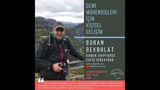 Gemi Mühendisleri İçin Kişisel Gelişim-Boran BEKBULAT