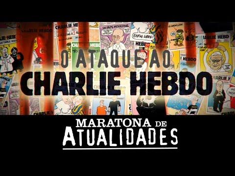 O ataque ao Charlie Hebdo (videoaula) - Maratona de Atualidades