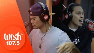 "Jay R (ft. CLR) performs ""Pangako"" LIVE on Wish 107.5 Bus"