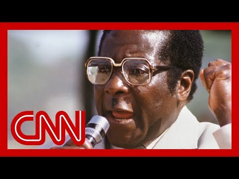 Robert Mugabe, Zimbabwe's longtime strong man, dead at 95