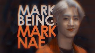 mark being a marknae
