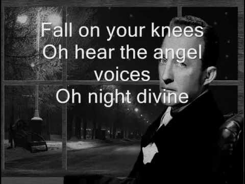 Bing Crosby - Oh Holy Night