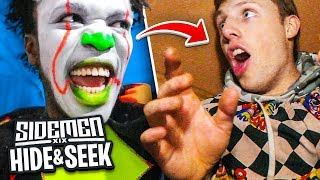 Download HAUNTED CLOWN MAZE HIDE AND SEEK Mp3 and Videos