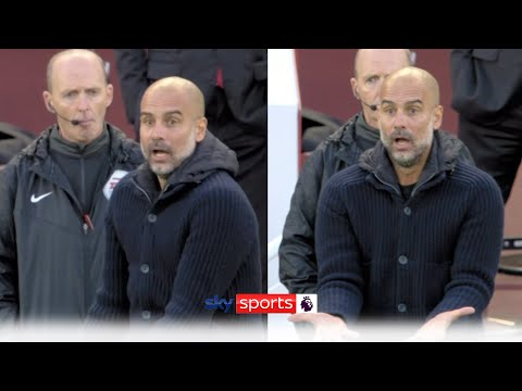 """""""He's heated in more ways than one!"""" 