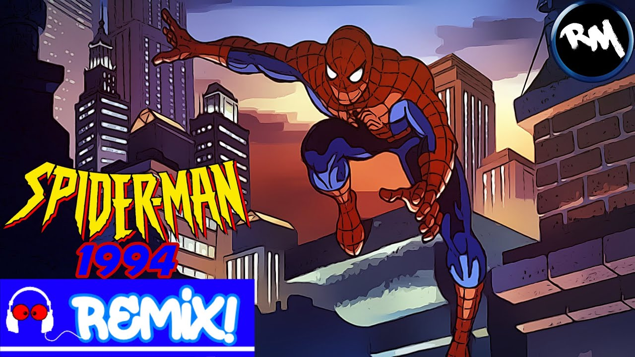 Spider-Man: The Animated Series (1994 Trap Remix) -RM