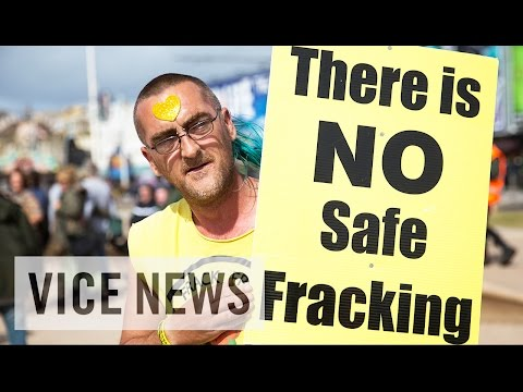 Mining the Largest Shale Gas Reserve in the Northern Hemisphere: What the Frack?