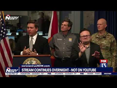 News Now Stream 03/18/20 (FNN)