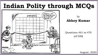 Indian Polity through MCQs by Abhey Kumar - Q461 to Q470