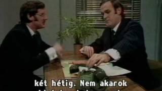 Monty Python FC 10. - Pályaválasztási tanácsadó (Vocational guidance counsellor)