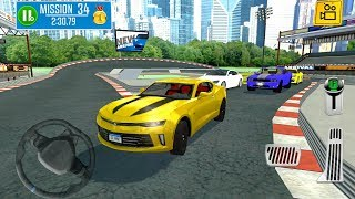 Multi Floor Garage Driver #4 Muscle Car GT - Android Gameplay FHD