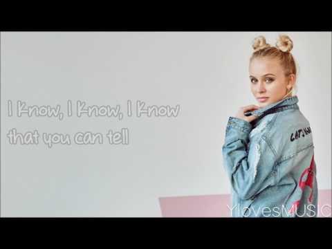 Zara Larsson - Don't Let Me Be Yours (Lyrics)