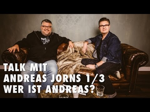 Talk mit Andreas Jorns 1/3 - Wer ist Andreas?