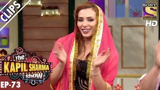 Iulia's Gidda Show - The Kapil Sharma Show – 8th Jan 2017