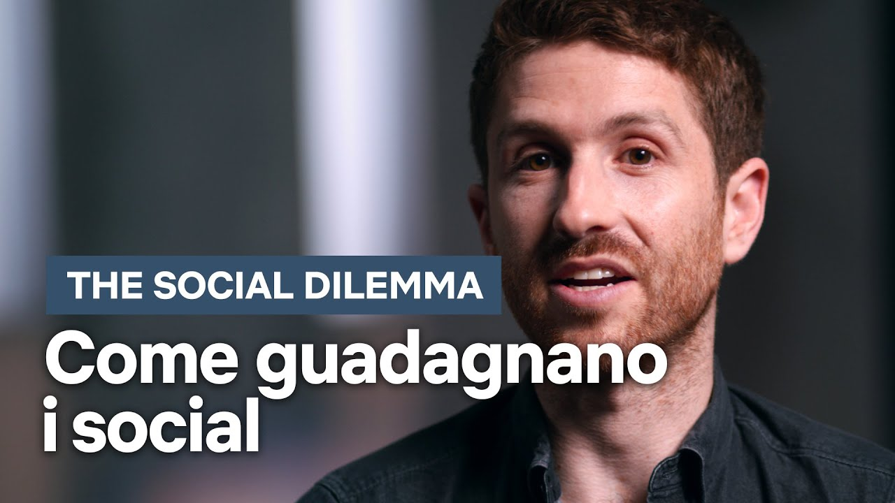 Come guadagnano i social spiegato in The Social Dilemma | Netflix Italia