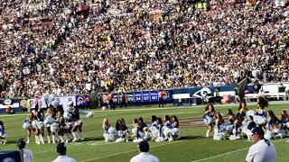 Porristas Rams parte 1 Cheerleaders