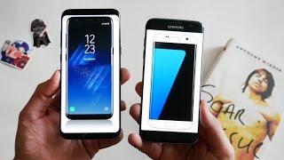 Поменял Samsung S7 На S8