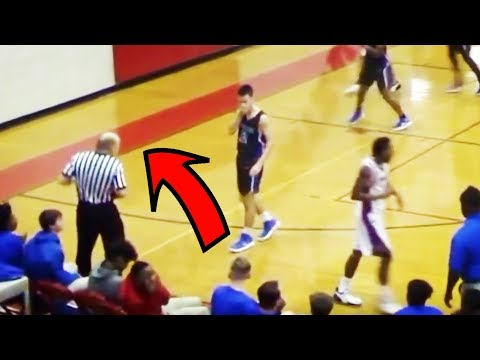 Ref's Toupée Gets Knocked Off (VIDEO)