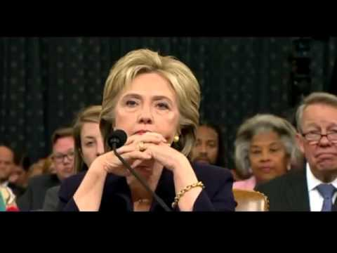 LIVE: Hillary Clinton Benghazi Hearing