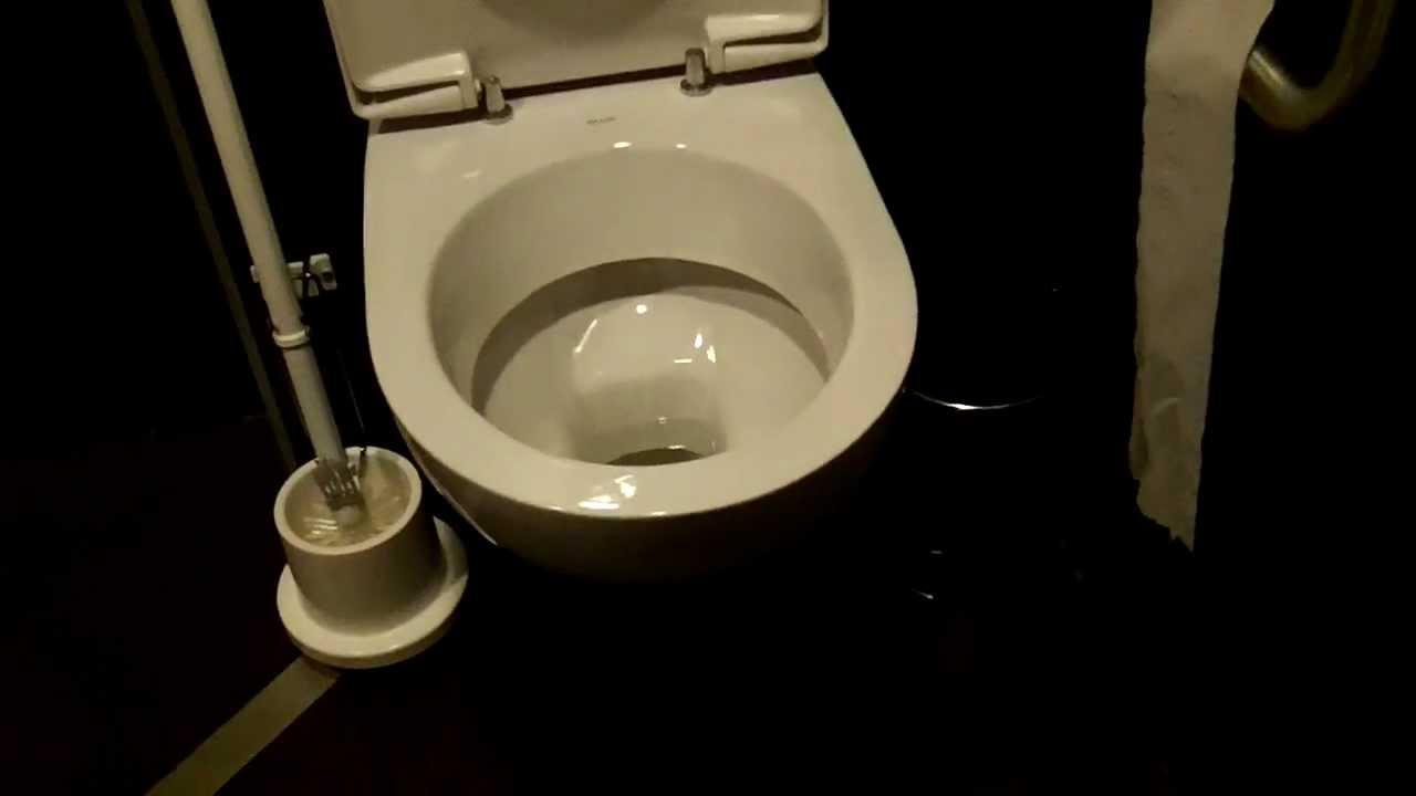 Allia paris toilet and Urimate urinal - YouTube