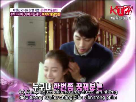 [Vietsub]MBC Good Day BTS My Princess 25/02/11