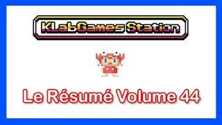 KLab Games Station : Le Résumé Volume 44