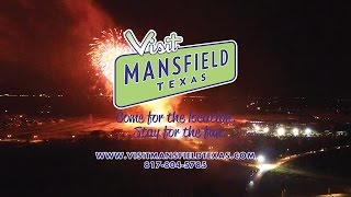 Welcome to Mansfield, Texas!