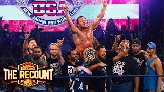The Recount: The history of the IWGP US title