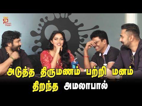 Thiruttu Payale 2 Team Interview | Amala Paul | Prasanna | Bobby Simha | Susi Ganesan | ThamizhPadam
