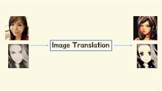 Simple Summary of Image-to-Image Translation
