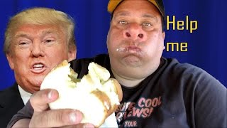 JoeysWorldTour fails to review a burger due to depression (YTP)