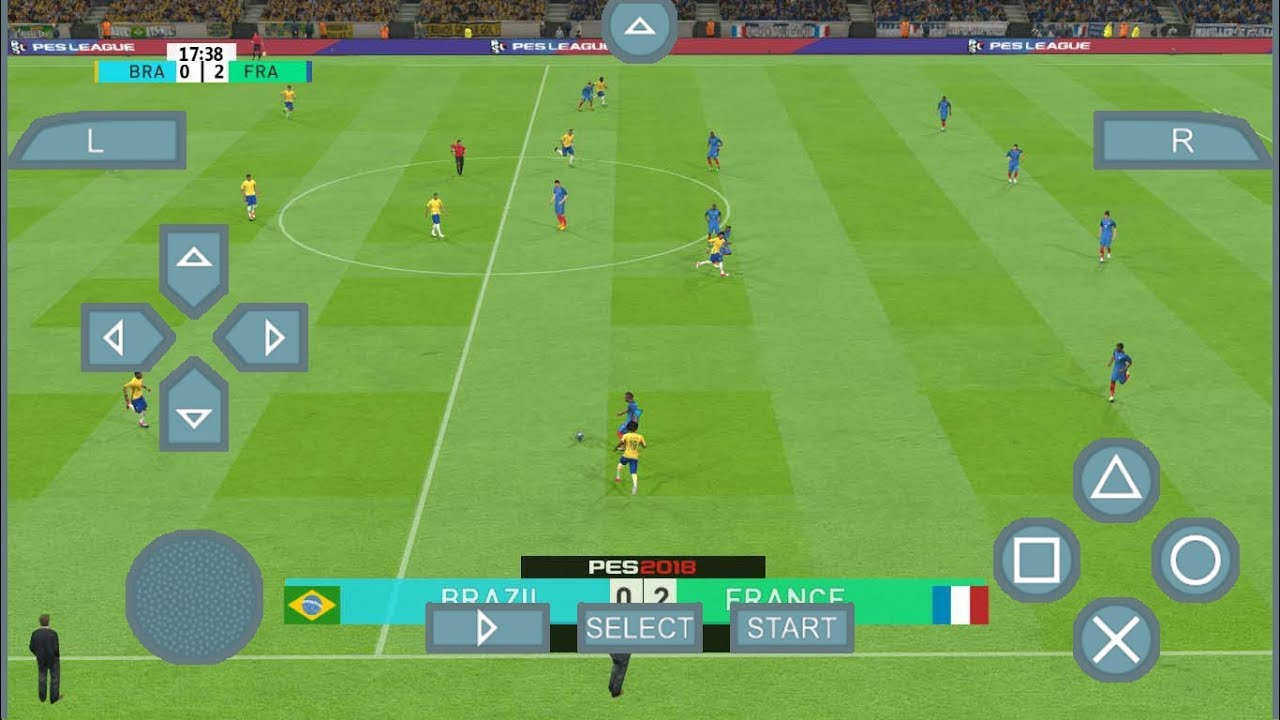 Game ps3 android iso pes 2017 | Cara download pes 2017 iso