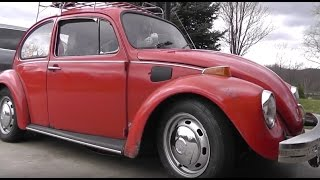 New Low Profile Tires On The Beetle!