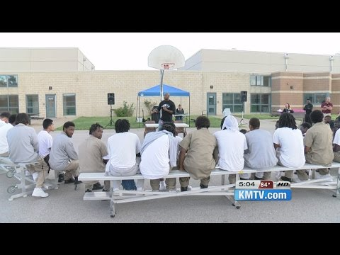 Nebraska Youth Correctional Facility Hosts Event