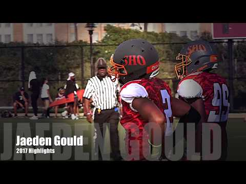 Jaeden Gould #2 2017 Football Highlights - Staten Island Hurricanes AKA The SHO