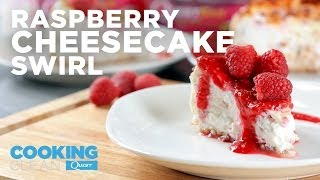 Cooking Clean With Quest - Raspberry Cheesecake Swirl - Caroline Artiss