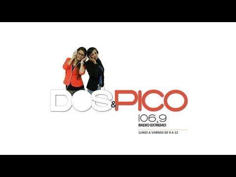 """""""Dos y Pico"""" en HD día 24-04-18 por Radio Extremo FM106.9"""