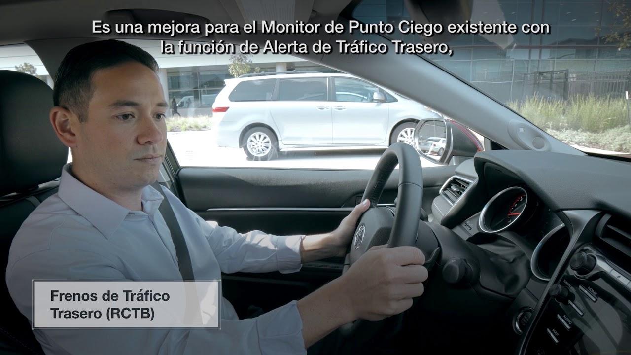 2018 Toyota Camry Systema Inteligente De Sonar