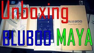 Aliexpress - Unboxing BLUBOO MAYA em português (BR)