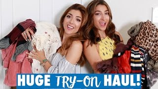 TRY ON HAUL! ASOS, Urban Outfitters, H&M + More! Autumn 2016