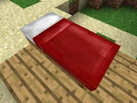 If I Sleep In Bed Minecraft