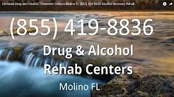 Christian Drug and Alcohol Treatment Centers Molino  FL (855) 419-8836 Alcohol Recovery Rehab