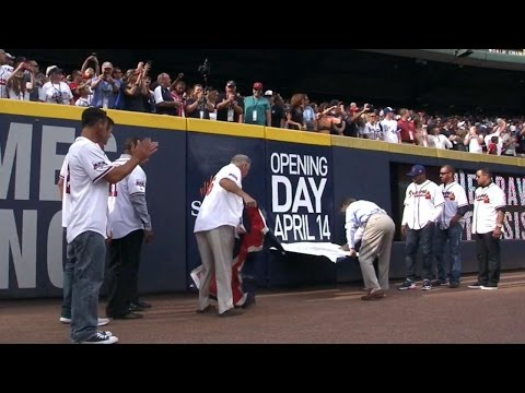 Braves legends finish the countdown