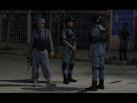 Taliban Claim Attack On Kabul's Park Palace Hotel