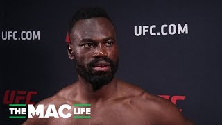 Uriah Hall calls out Derek Brunson with win at UFC Vancouver
