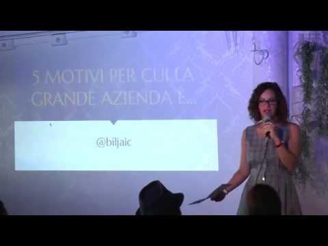Biljana Prijic - Il freelance e la Grande Azienda