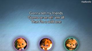 The Chipmunks & The Chipettes - Real Wild Child (with lyrics)